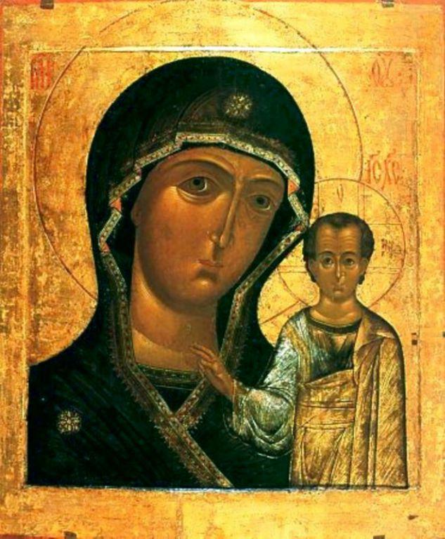 Чудодейственные иконы на востоке московской области